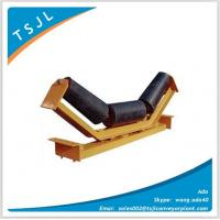 Wholesale Trough idler roller frame of belt conveyor from china suppliers