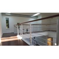 Wholesale 10 Years Warranty Stainless Steel Rod Railing/ Metal Wires Railing for sale from china suppliers