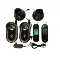 Wholesale 2.4ghz Video Door Entry Intercom Systems With 2 Monitor And 1 Camera from china suppliers