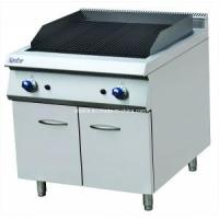 Wholesale Stainless Steel Gas Lava Rock Grill with Cabinet (SBL900-RH) from china suppliers