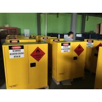 Wholesale Hazardous Chemical Storage Cabinets Fireproof  for Chemical Liquid from china suppliers