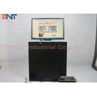 Wholesale 17 Inch LCD / LED Monitor Display Motorized Pop Up Lift Office Video System Aluminum Alloy Panel from china suppliers