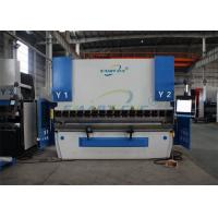 Wholesale 40 Ton Hydraulic NC Press Brake , Steel Bar Bending Machine 2 Axis from china suppliers
