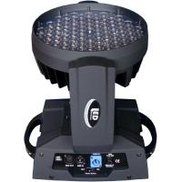 China 108 x 3W RGBW LED Moving Head Light Professional LED Stage Lighting for Nightclub on sale