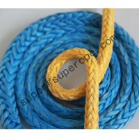 Wholesale Sailing/Yachting color rope/kevlar/UHMWPE/Polyamide/nylon/polyester/PP braid rope 30mm from china suppliers