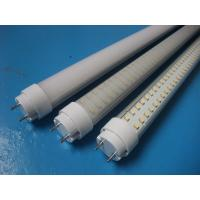 Wholesale T8 18W 1800lm AC110V 220V CE & ROHS Pure white 4ft 1200mm SMD3528 led tube light from china suppliers