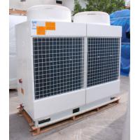 China Industrial 61kW COP 3.38 Heat Pump Condensing Unit For School / Home on sale