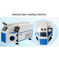 Wholesale High Quality Desktop Laser Welder , Spot Soldering Machine For Mobile Communications from china suppliers