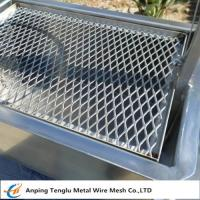 Wholesale Expanded Metal Barbecue Grill|Disposable or Recycled BBQ Grille 0.5Thickness from china suppliers