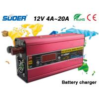 Car Battery Price: Suoer Factory Price Car Battery Charger 20A Smart Car