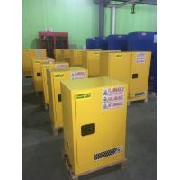 Wholesale Laboratory Paint Storage Flammable Safety Cabinets For Oil Station , Long Life from china suppliers
