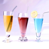 Wholesale FASHION,HEAT-RESISTANT,DUABLE,HEALTH AND ECO-FRIENDLY PRODUCT HIGH BOROSILICATE DRINKING GLASS STRAW from china suppliers