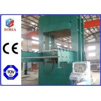 Wholesale Frame Type Rubber Vulcanizing Equipment 16MPa Working Oil Pressure from china suppliers