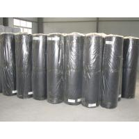 Wholesale 2MPa Black Color Silicone Rubber Sheet / SBR Rubber Sheet Industrial Grade from china suppliers