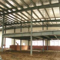 Pre-Engineered Metal Structure Workshop for Sale with SGS certificate