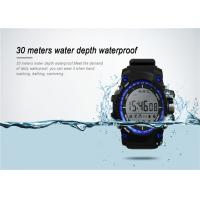 Buy cheap 2450 Button Battery Touch Smart Mobile Watch Support Incoming Call Notifer from wholesalers