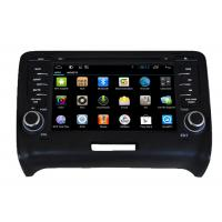 Buy cheap Digital Media Receivers Android Car Multimedia System Audi TT MKT2 2006-2014 from Wholesalers