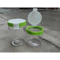 Wholesale Food Storage PET bottle Kitchen plastic sealed jar for coarse grain from china suppliers