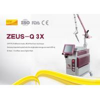 Wholesale Picosecond Nd Yag Laser Tattoo Removal Machine Steel Sheet Material For Salon from china suppliers