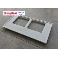 China High Water Resistant Marine Edge Countertop For Laboratory Furniture Grey Color on sale