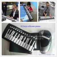 Wholesale 2012 hot selling 61keys roll up piano for promotion! from china suppliers