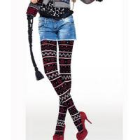 Wholesale Customized Patterned Wool Tights from china suppliers