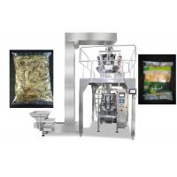 Wholesale 10 Heads Seed / Sugar Food Packing Machine Lamination Film Bagging from china suppliers