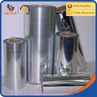 Wholesale Self Adhesive PET Aluminum Fuil Metalized Film from china suppliers