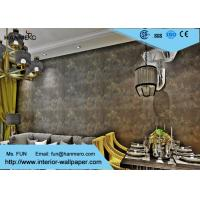 0.53*10m Soundproof Non-woven Modern Removable Wallpaper For The Livingroom