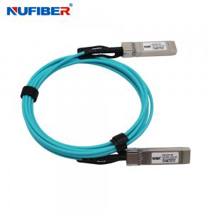 Wholesale High Speed SFP+ 10G 7M OM3 AOC Active Optical Cable from china suppliers