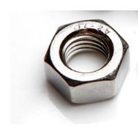 Wholesale A2 - 70 Hex Head Nut Grade 5 Corrosion Resistance With Internal Threads from china suppliers