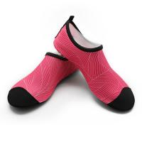 Wholesale Lycra Anti Slip Water Aqua Shoes / Spring Womens Water Shoes For Beach from china suppliers