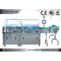 Wholesale Auto Bottle Labeling Machine Wine Label Machine Vacuum Labels Trademark Cutting from china suppliers