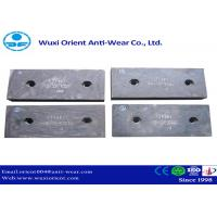 Wholesale Wear resistant Ni-hard Cast Iron Liners used in Cement Mills and Mining Equipment from china suppliers