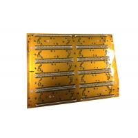 China Professional FPC Flexible PCB Board RoHS Flex Circuit Board With Longlife on sale