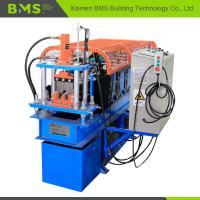 Wholesale Quickly Change Top Hat Purlin Roll Forming Machine / Profile Roll Former from china suppliers