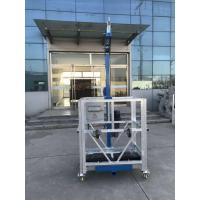 Wholesale 250kg Single Man Suspended Working Platform L Strirrup With Ltd6.3 Hoist from china suppliers
