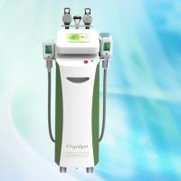 China Med Cryolipolysis Machine With RF & Cavitation Multi-functional Slimming Machine on sale