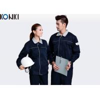 Buy cheap Professional Safety Adults Workwear Custom Work Uniform With Pocket On Sleeve from Wholesalers