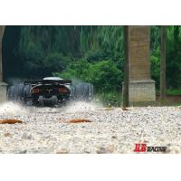 Buy cheap 1/10 2.4 Ghz RC Off Road Truggy , 2 CH RTR Brushless Truggy 4 Wheel Drive from Wholesalers