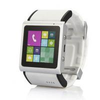 """apple watch phone Android 4.0 Pedometer, Google App, MTK6572, WIFI, 1.54"""" Touchscreen"""