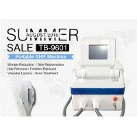 Buy cheap 2000W Two Handle IPL SHR Hair Removal Machine / Skin Tightening Devices from wholesalers