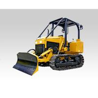 Buy cheap mini farm crawler dozer hydraulic clutch track tractor 35HP agricultural bulldozer from Wholesalers