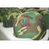 High Modulus Aramid Helmet , Chemical Corrosion Resistance Aramid Material for sale