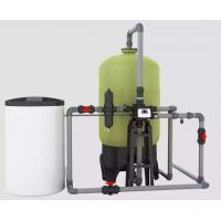 Wholesale PLC Boiler Water Softener System , Ion Exchange Industrial Wastewater Treatment from china suppliers