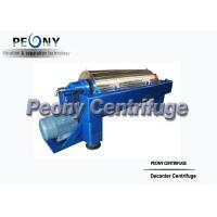 Wholesale Sewage Treatment Decanter Centrifuges Sludge Thickening and Dewatering Centrifuge from china suppliers