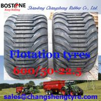 Buy cheap Chinese manufacturer high quality 600/50-22.5 flotation tyre from wholesalers