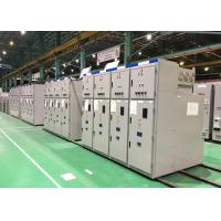 Wholesale Indoor High Voltage Gas Insulated Switchgear 35kv With Cabinet Structure from china suppliers