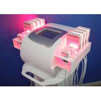 Wholesale Zerona Laser Lipo Diodes Laser Liposuction Machines for Salon ,  Lipolaser Cellulite Removal from china suppliers