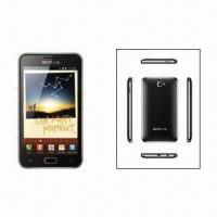 Wholesale 5.0-inch Capacitive Screen 3G Smartphone with Dual Camera/Bluetooth/GPS/Wi-Fi/TV/Android OS from china suppliers
